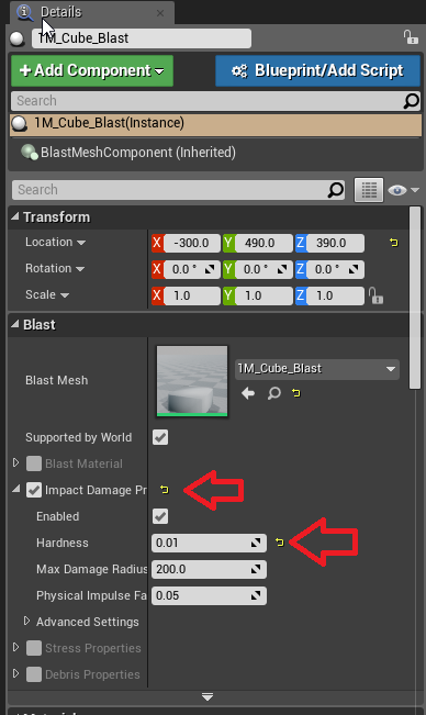 Blast UE4 Plugin Quick Start — Blast Artist Tools 1 0